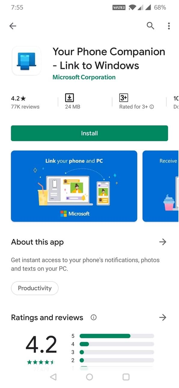 How to Place and Receive Android 10 Phone Calls on your Windows 10 PC