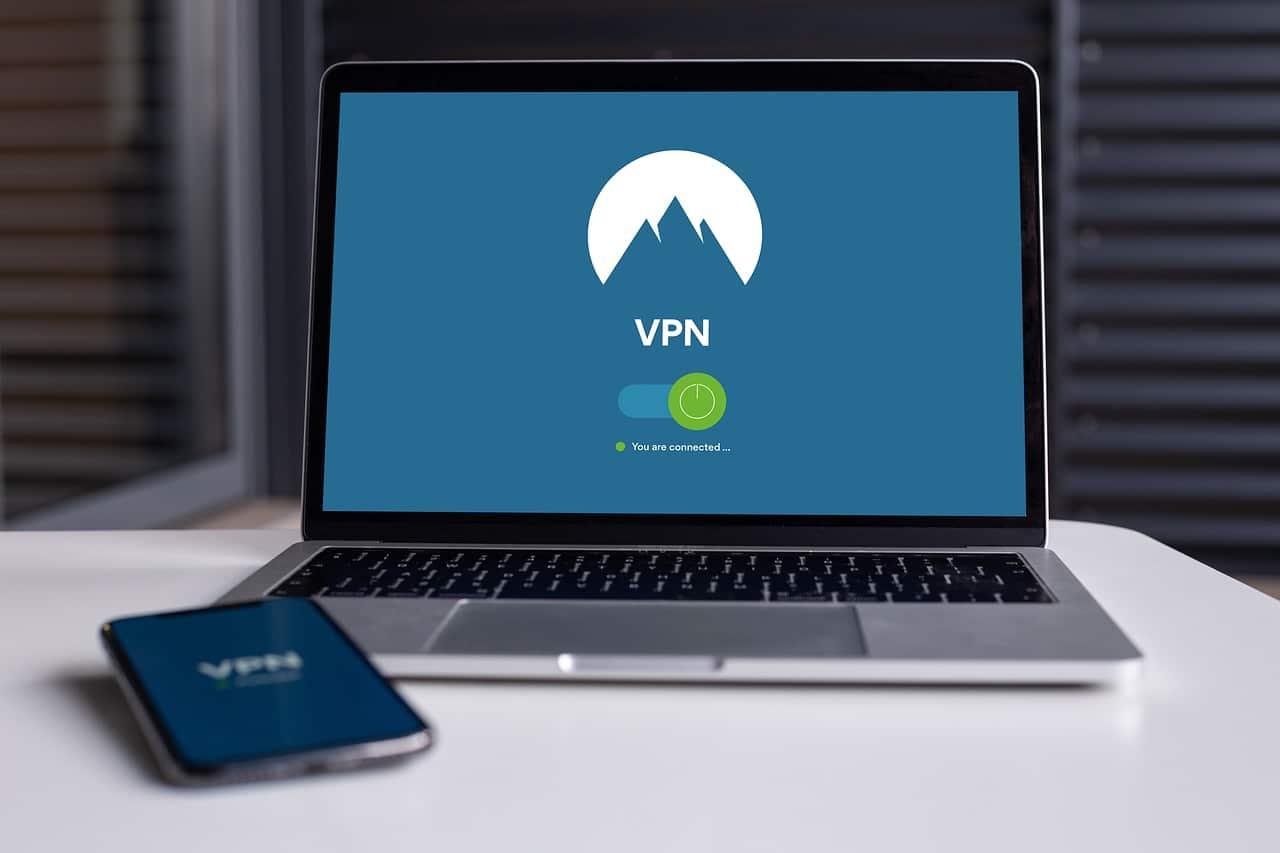 virtual private network - NordVPN