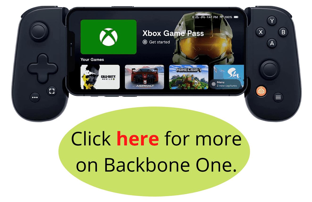 backbone one